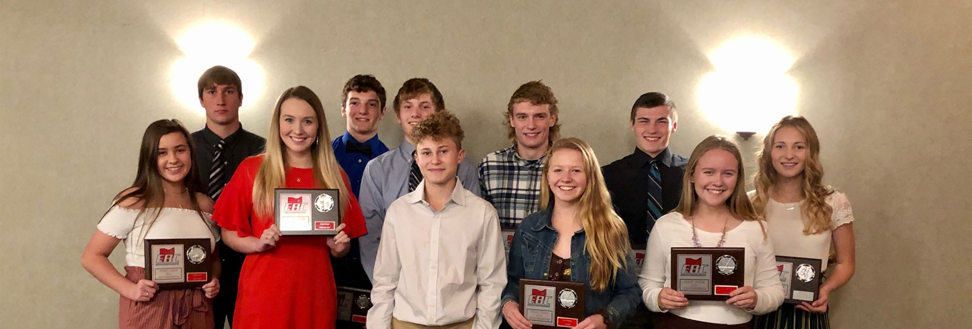 Fall Sports 1st Team EBC!