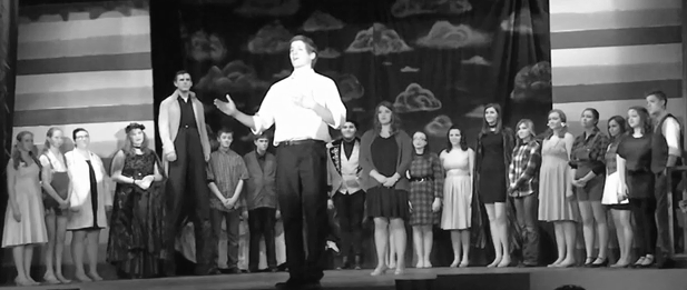 Cast and crew of Big Fish