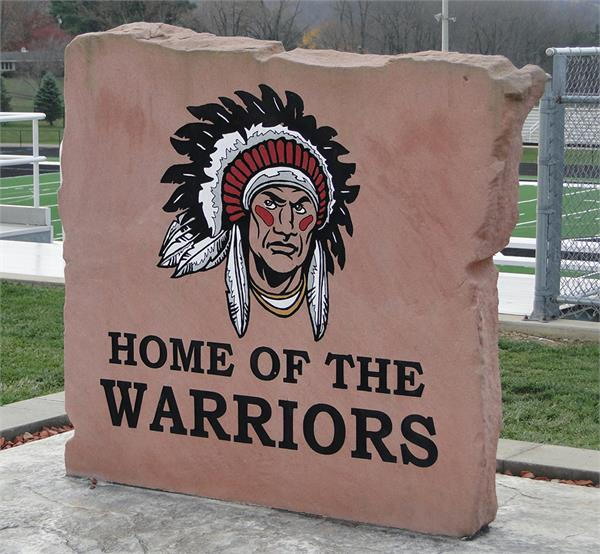 Home of the Warriors